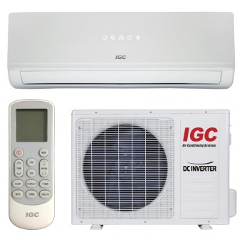 Настенная сплит-система IGC Smart DC Inverter RAS/RAC -V18NX